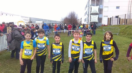 Cross départemental à Chasseneuil !